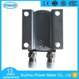 4inch-100mm tout l'indicateur de pression inférieur de différence de pression statique de caisse d'acier inoxydable