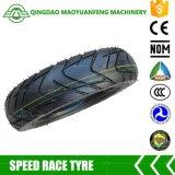 90/90-10 Roller-Gummireifen-Reifen-Hersteller China-Qingdao