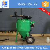 Bt500ほこりのないぬれた砂の発破工機械