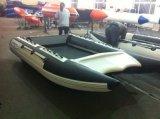 Bateau gonflable à grande vitesse de emballage rapide de Liya Chine Hypalon (KS335)