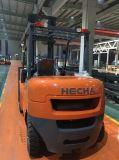 Heli 판매에 4.5 톤 디젤 엔진 포크리프트 Isuzu 6bg1