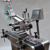 Máquina de etiquetas plana automática cheia