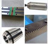 CNC do motor deslizante da alta qualidade que cinzela a máquina para a madeira
