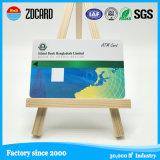 Carte d'identification de PVC Facebook de plastique