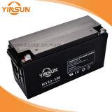 bateria acidificada ao chumbo solar de 12V 150ah para o sistema do painel solar