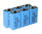 Lisocl2 Battery Prismatic Battery Ep9V 1200mAh Battery