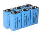 Batería prismática de la batería Ep9V 1200mAh de la batería Lisocl2