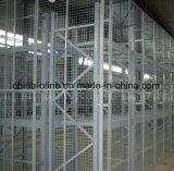 Rete di Sperate del filo di acciaio del divisorio del magazzino