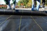 ロールのPPによって編まれる雑草防除ファブリック