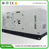 mit Perkins-Motor-trinkbarem 450kVA leisem Typen Energien-Dieselgenerator-Set