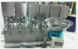 Semi Automatische Zelfklevende het Vullen van de Buis van de Patroon van het Document Plastic Machine