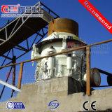 Máquina de cono para triturar mineral de carbón de piedra rocosa con trituradora de cono