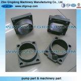 Peça fazendo à máquina para a maquinaria, processamento do CNC da alta qualidade do metal