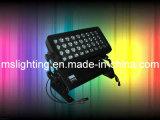 36*15W RGBWA 5in1 Mehrfarben-LED Wand-Unterlegscheibe-Licht-/LED-Flut-Licht wasserdichtes IP 65
