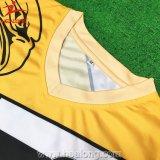 Ontwerp Uw Eigen Goedkope Overhemden van Jerseys van het Basketbal