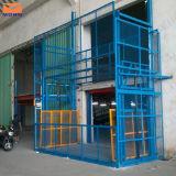 elevador de bens 3500kg para o armazém