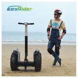 Moto électrique de haute énergie, scooter de équilibrage d'individu, scooter électrique d'équilibre de char