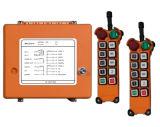 Contrôleur industriel F24-8s de Radio Remote de grue de camion de pompe concrète