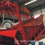 Machine à laver de sable de spirale de prix bas de Yuhong à vendre