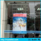 Aluminium Ultra Slim Poster Frame LED Light Box