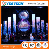 Magic Stage Creative Design Stage Rental Display LED