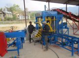 Poids de bloc de brique moins de machine de fabrication de brique Qt3-20