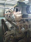 Double machine de textile à grande vitesse de faisceau