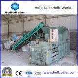 Baler поставщика Китая горизонтальный для бутылки картона/пластмассы/любимчика