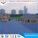 Dach-Fliese des niedriger Preis-China-Zubehör-3-Tab Typet, bunter Asphalt-Schindel
