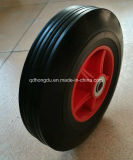 Rotella di gomma solida calda di vendita 10X2 per la riga della barra di rotella ed il carrello della mano