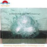 Vidrio Punto-Resistente claro con Ce. CCC. ISO901