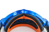 De sferische Beschermende brillen van de Sneeuw van de Ski van Eyewear van de Veiligheid van de Sporten van de Lens van PC