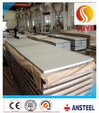 Feuille enduite laminée à chaud de fini de la plaque 2b d'acier inoxydable d'ASTM (321 310S 309S 304H)