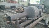 Forge de l'arbre de forgeage en acier inoxydable forgé
