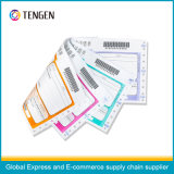 Kundenspezifisches ausdrücklichdrucken kohlenstofffreier Bill mit Barcode