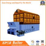 Sauberer und neuer China-Lieferanten-horizontaler doppelter Trommel-Dampfkessel