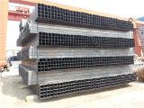 S235jr ASTM A500 Gr. B Q235 ERWの溶接正方形の鋼管