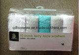 Katoen 10 van 100% Pk de Reeks van de Handdoek van de Wasmachine van het Gezicht
