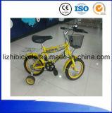 China-neues Baumuster scherzt Fahrrad-Produkt-Abbildung-gelbes Mädchen-Kind-Fahrrad