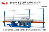 9 husos. 45 grados de Aries de cristal de la máquina pulidora (Bzm9.325)