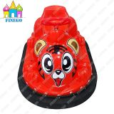 Animal Tiger Mimi Toy Cars Ground Net Cartoon Racing Pare-chocs électriques Voitures