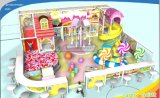 喝采のAmusementの20110721Th029 1 Candy Themed Soft Play Indoor Playground Equipment