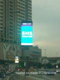 55 signe ouvert visuel de Pôle d'éclairage routier d'Afficheur LED de la publicité extérieure de la série P6 d'iPhone de pouce