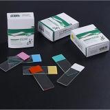 Medizinische vorbereitete Wegwerfmikroskop-Objektträger für Laborgebrauch