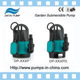 Bomba de agua eléctrica sumergible, bomba del jardín