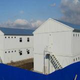Edificio de almacenaje de la estructura de acero vertido (KXD-SSW1047)