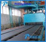 Rollen-Tisch-Förderanlagen-Granaliengebläse-Maschinen-/Sandstrahlgerät