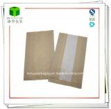 Sacchetto dell'alimento della carta oleata, sacchetto lungo del pane con la finestra