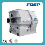 Machine de mélangeur d'alimentation des animaux/double fournisseur de machine de mélangeur à pales d'arbre