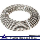 Block Dressing (GDW-KT110-P)를 위한 플라스틱 Wire Saw